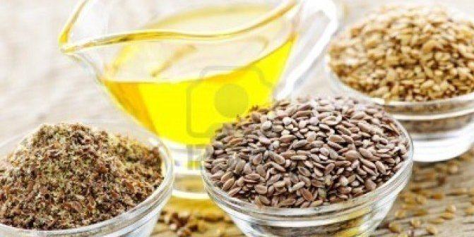 Olio di lino e semi di lino: proprietà, benefici e controindicazioni olio di semi di lino