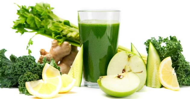 una dieta per purificare il corpo