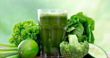 Centrifugati di verdura - ricette a base di cetrioli, spinaci, barbabietole, cavolo, prezzemolo, sedano