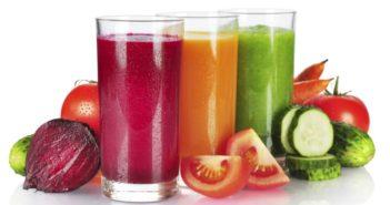 Centrifugati drenanti - ricette per combattere la ritenzione idrica con frutta e verdura