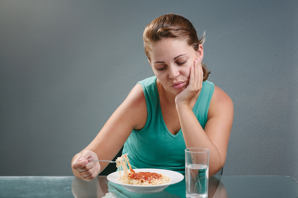 mancanza di appetito nausea e perdita di peso