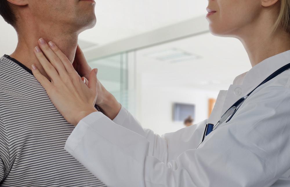 La tiroide, una ghiandola a forma di farfalla