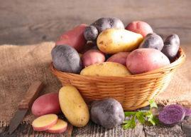 Patate: proprietà, benefici, usi e controindicazioni